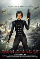Resident Evil: Retribution izle