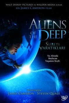 Sualtı Yaratıkları – Aliens Of The Deep izle