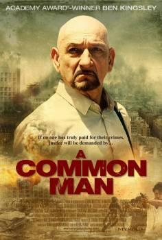 A Common Man Türkçe Dublaj izle