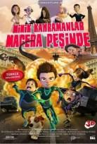 Minik Kahramanlar Macera Peşinde Full HD izle
