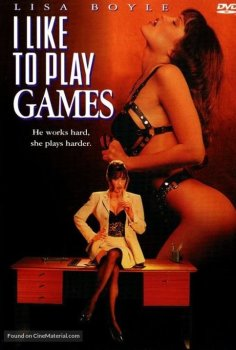 I Like to Play Games +18 Film izle