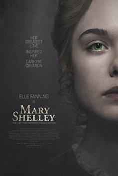 Mary Shelley Türkçe Dublaj HD izle