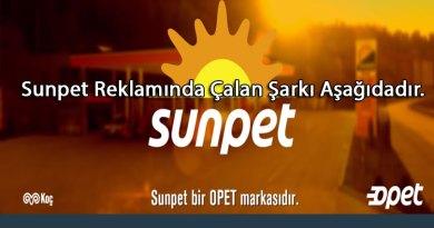 Sunpet Reklamında Çalan Şarkı 2019