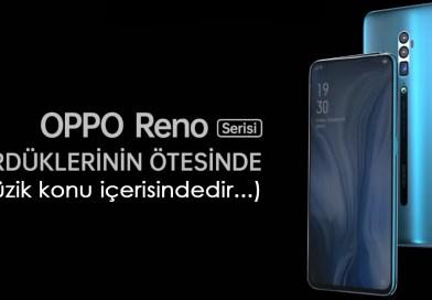 OPPO Reno Reklamın Çalan Şarkı