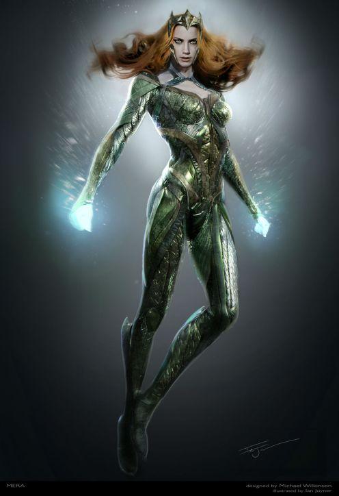 Mera, Justice League