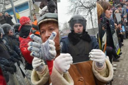 protest filming cops 1