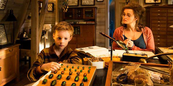 The Young and Prodigious T.S. Spivet - 2