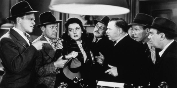 His Girl Friday (1940) source: Columbia Pictures