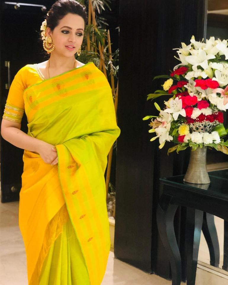33+ Beautiful Photos of Bhavana 86