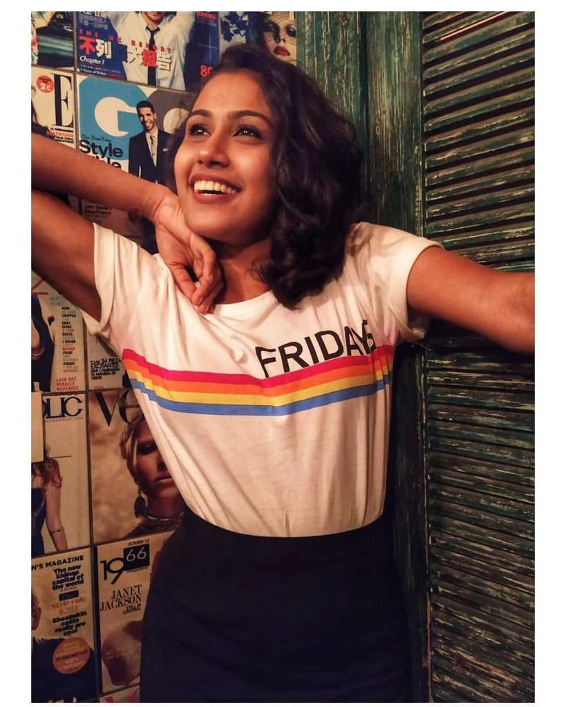 Anagha Maria Varghese Beautiful  Photos, Biography, Wiki, Family, Instagram 4