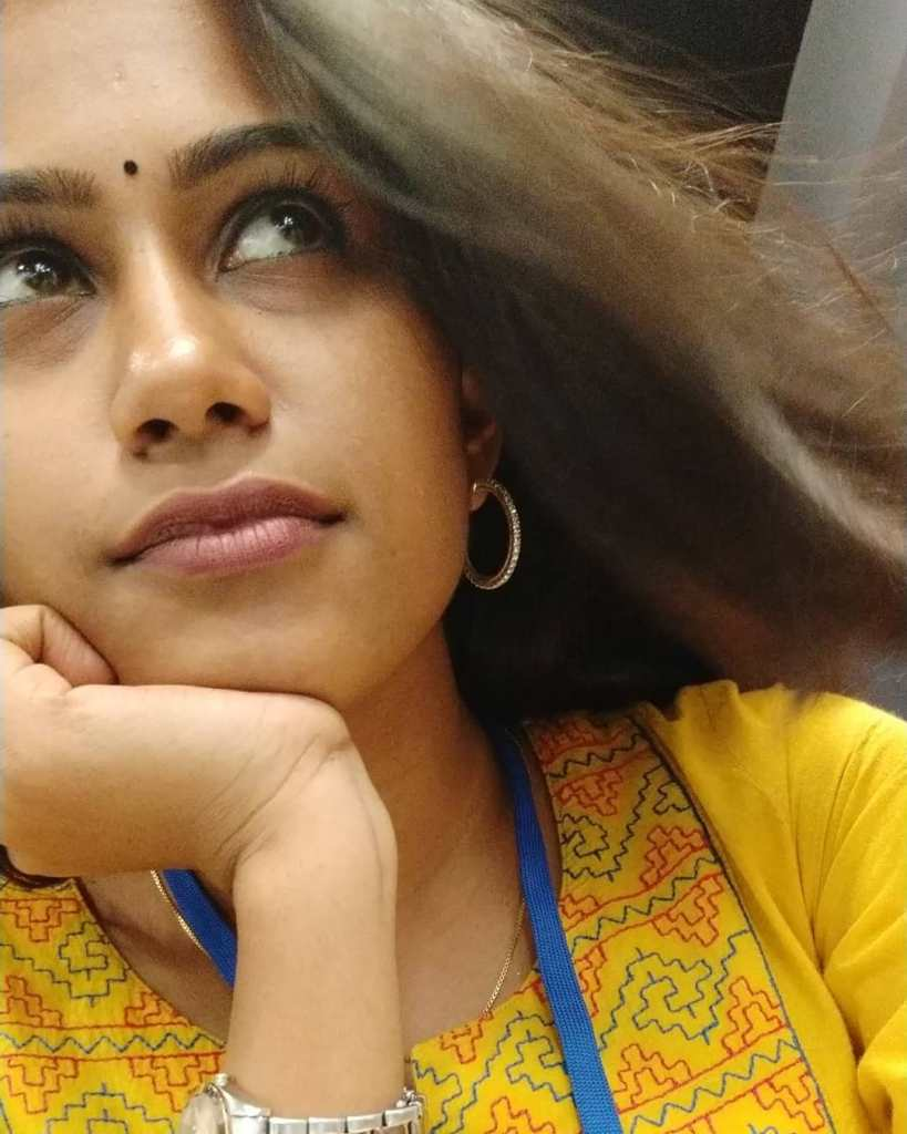 Anagha Maria Varghese Beautiful  Photos, Biography, Wiki, Family, Instagram 7