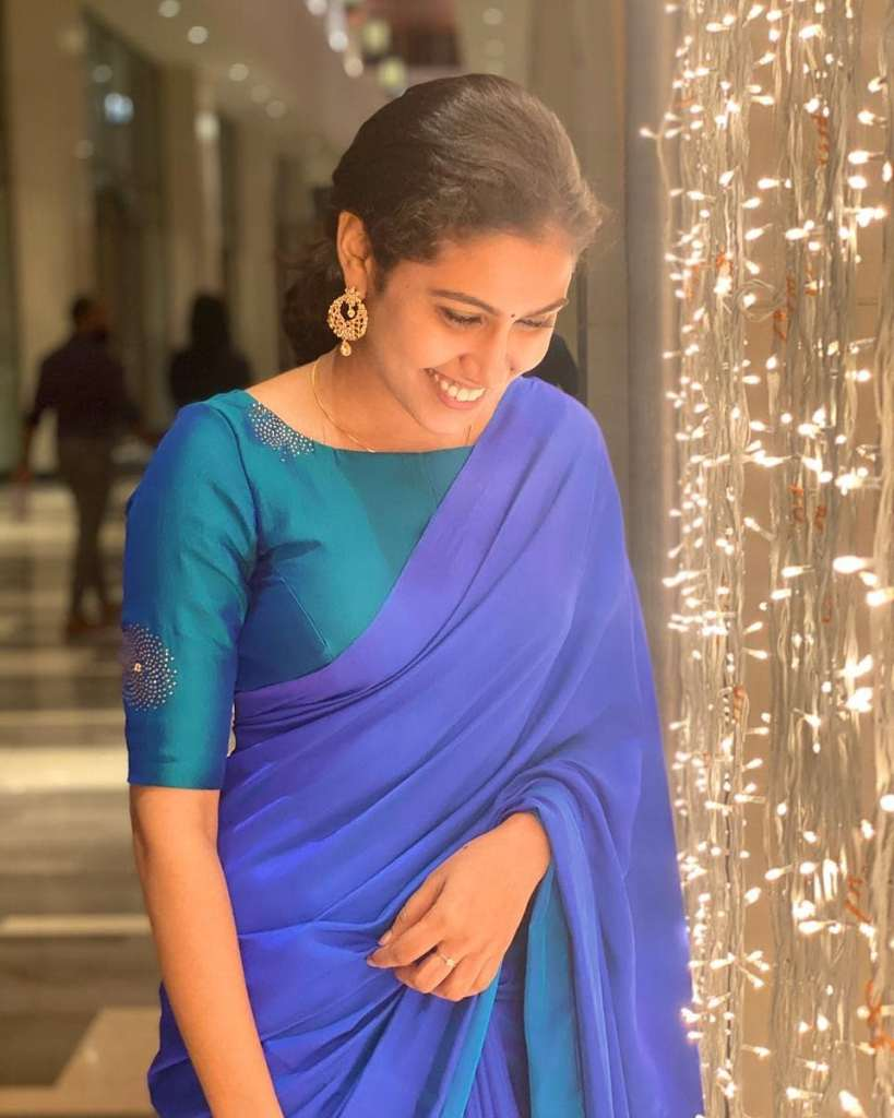 Anagha Maria Varghese Beautiful  Photos, Biography, Wiki, Family, Instagram 14