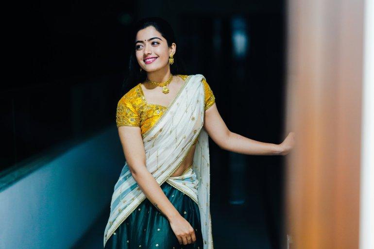90+ Lovely Photos of Rashmika Mandanna 22