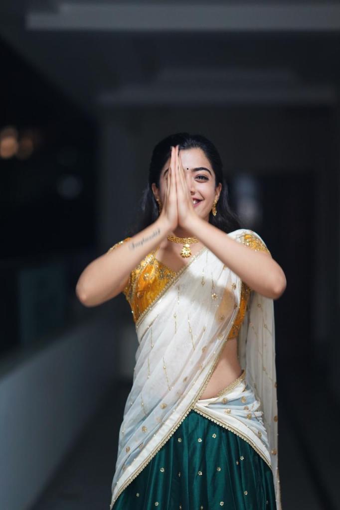 90+ Lovely Photos of Rashmika Mandanna 24