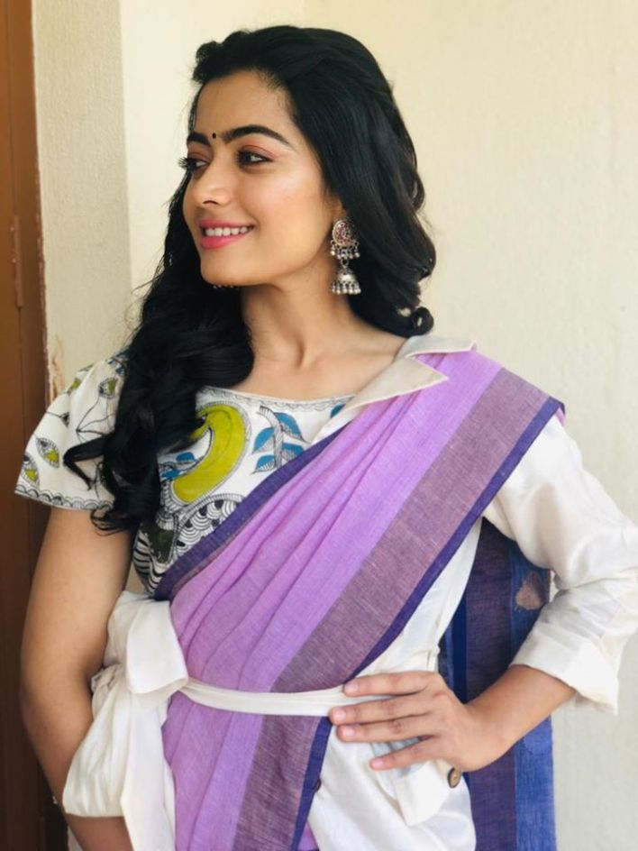 90+ Lovely Photos of Rashmika Mandanna 40