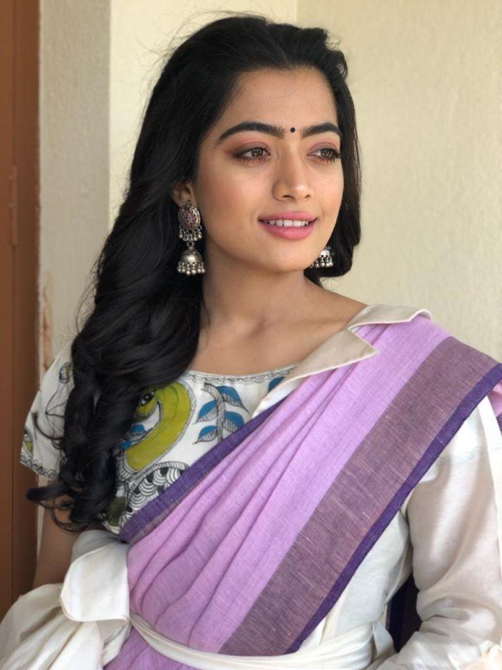 90+ Lovely Photos of Rashmika Mandanna 42