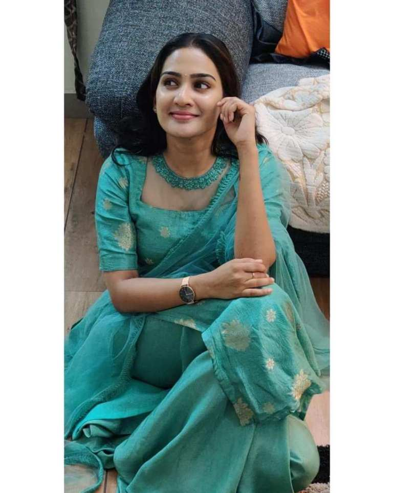 57+ Cute Photos of Aditi Ravi 15