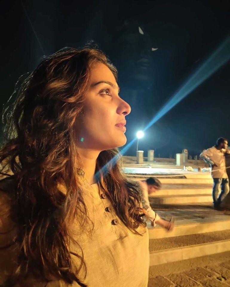 57+ Cute Photos of Aditi Ravi 39