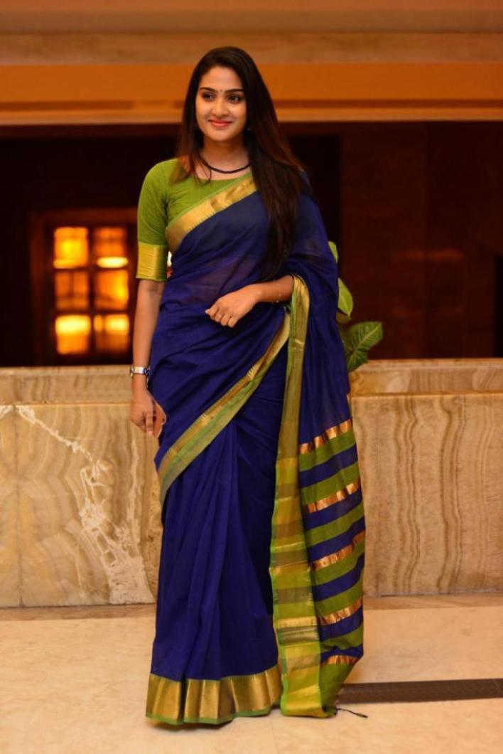 57+ Cute Photos of Aditi Ravi 45