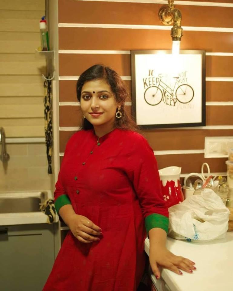 49+ Lovely Photos of Anu Sithara 115