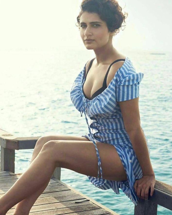 74+ Gorgeous Photos of Fathima Sana Shaikh 8