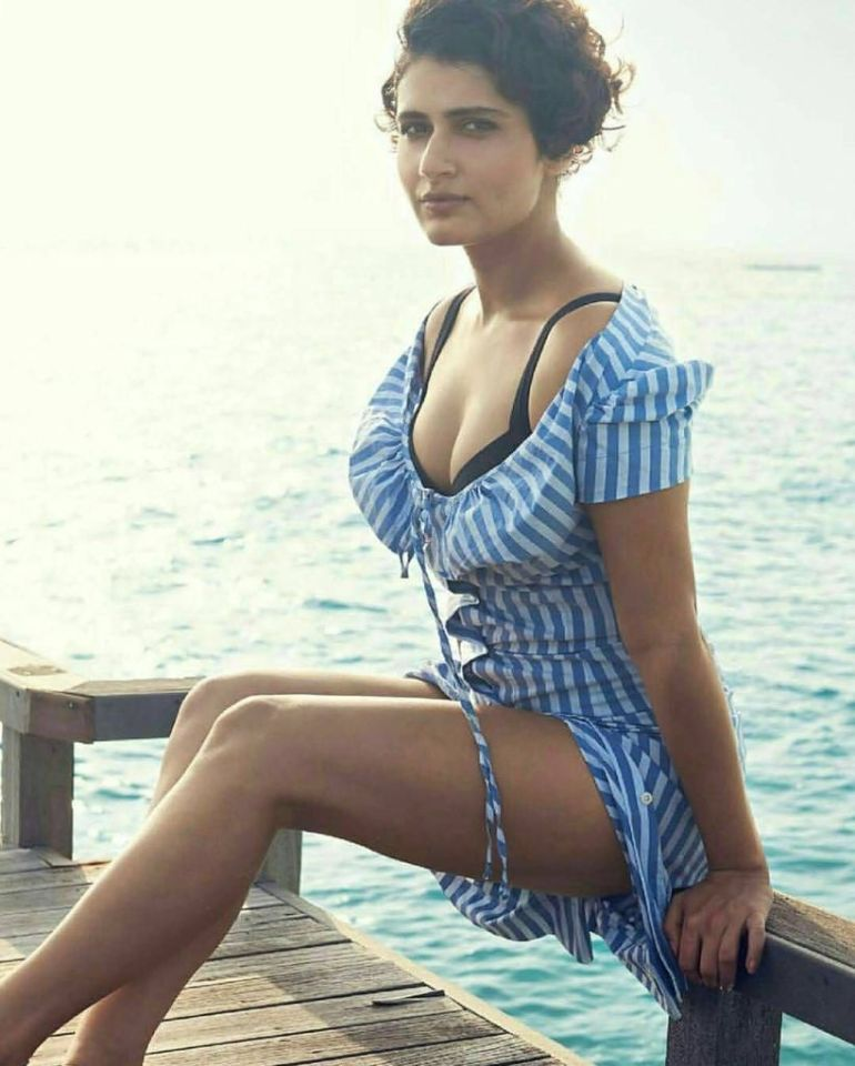 74+ Gorgeous Photos of Fathima Sana Shaikh 92