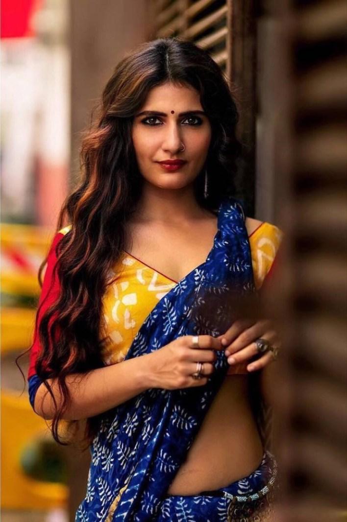 74+ Gorgeous Photos of Fathima Sana Shaikh 71