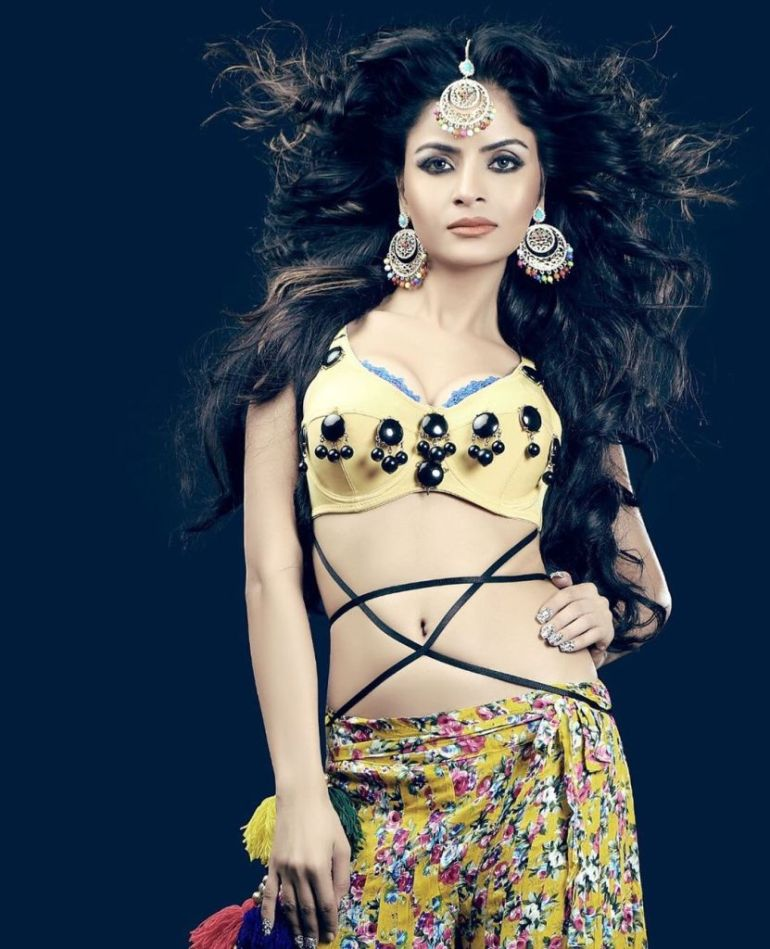 52+ Glamorous Photos of Gehana Vasisth 32