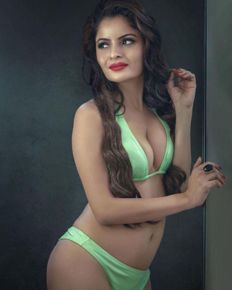 52+ Glamorous Photos of Gehana Vasisth 131