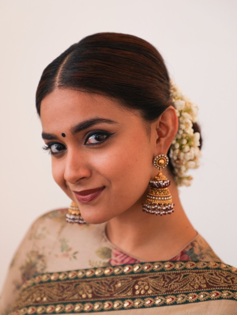 66+ Charming Photos of Keerthy Suresh 42