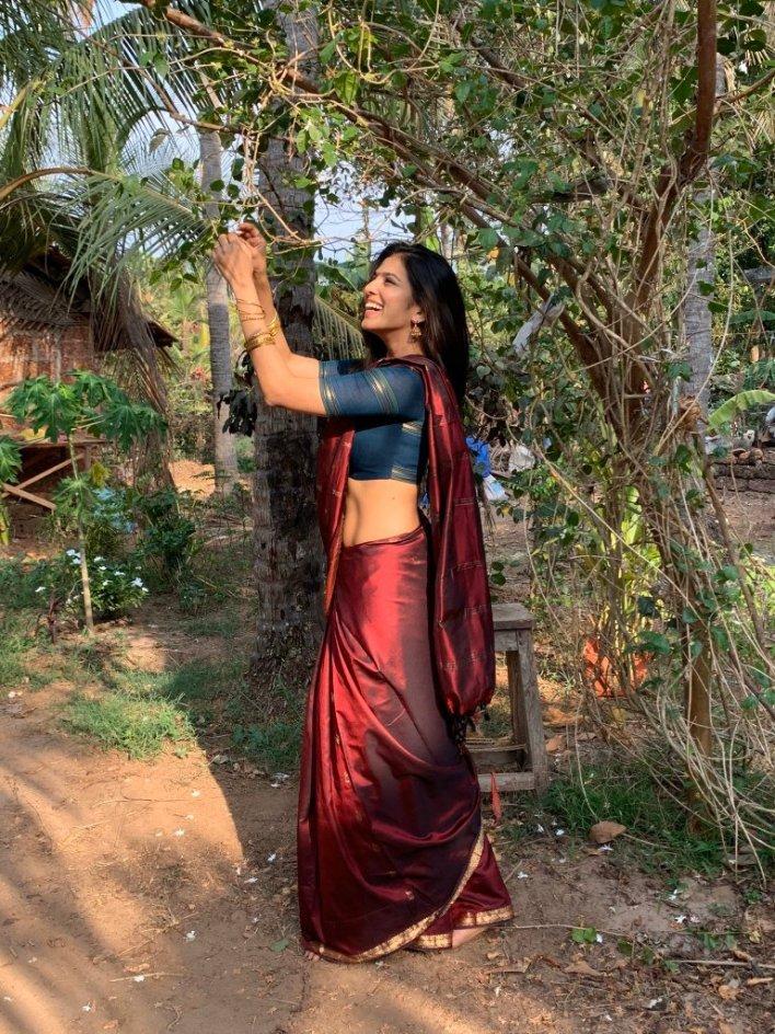 117+ Stunning Photos of Malavika Mohanan 100
