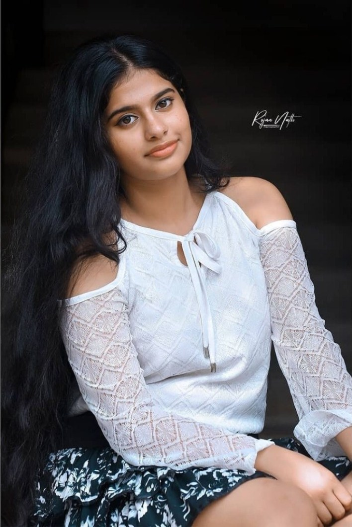 42+ Cute Photos of Nayanthara Chakravarthy 5