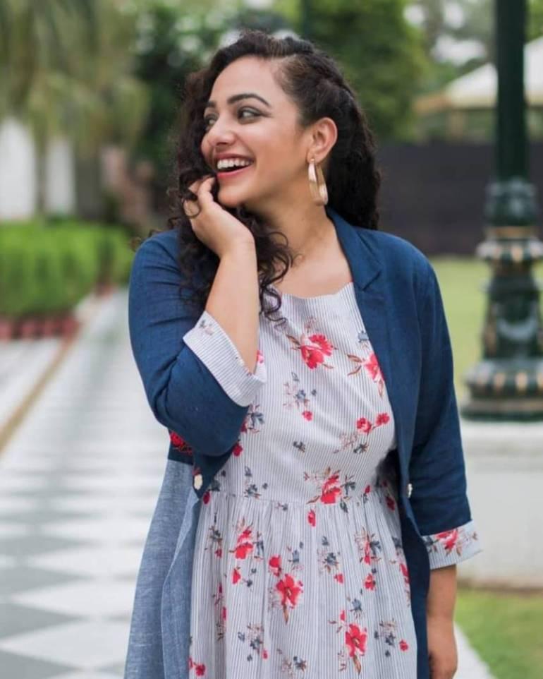 51+ Glamorous Photos of Nithya Menon 41