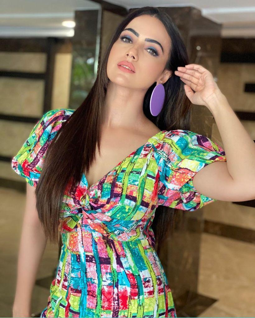 43+ Lovely Photos of Sana Khan 33