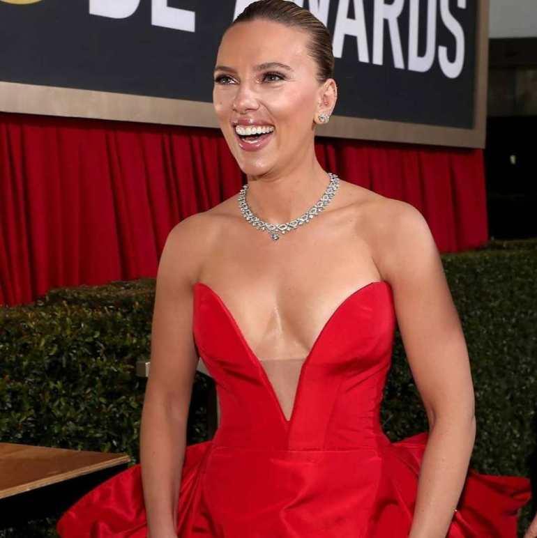 69+ Unseen Photos of Scarlett Johansson 98