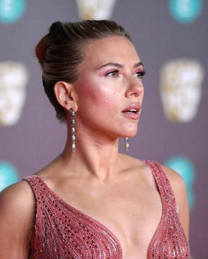 69+ Unseen Photos of Scarlett Johansson 16
