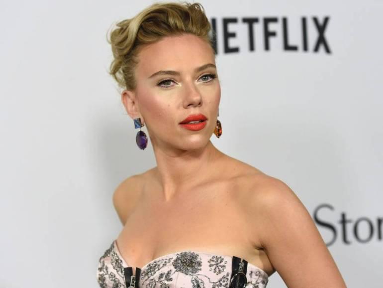 69+ Unseen Photos of Scarlett Johansson 4