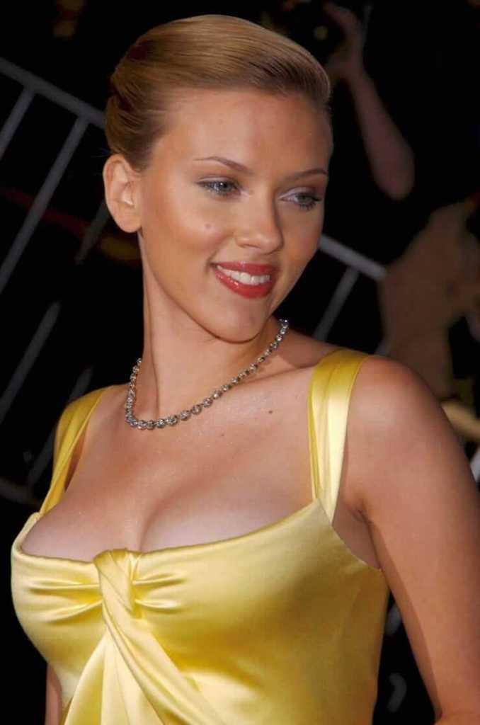69+ Unseen Photos of Scarlett Johansson 44
