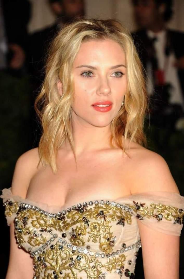 69+ Unseen Photos of Scarlett Johansson 45