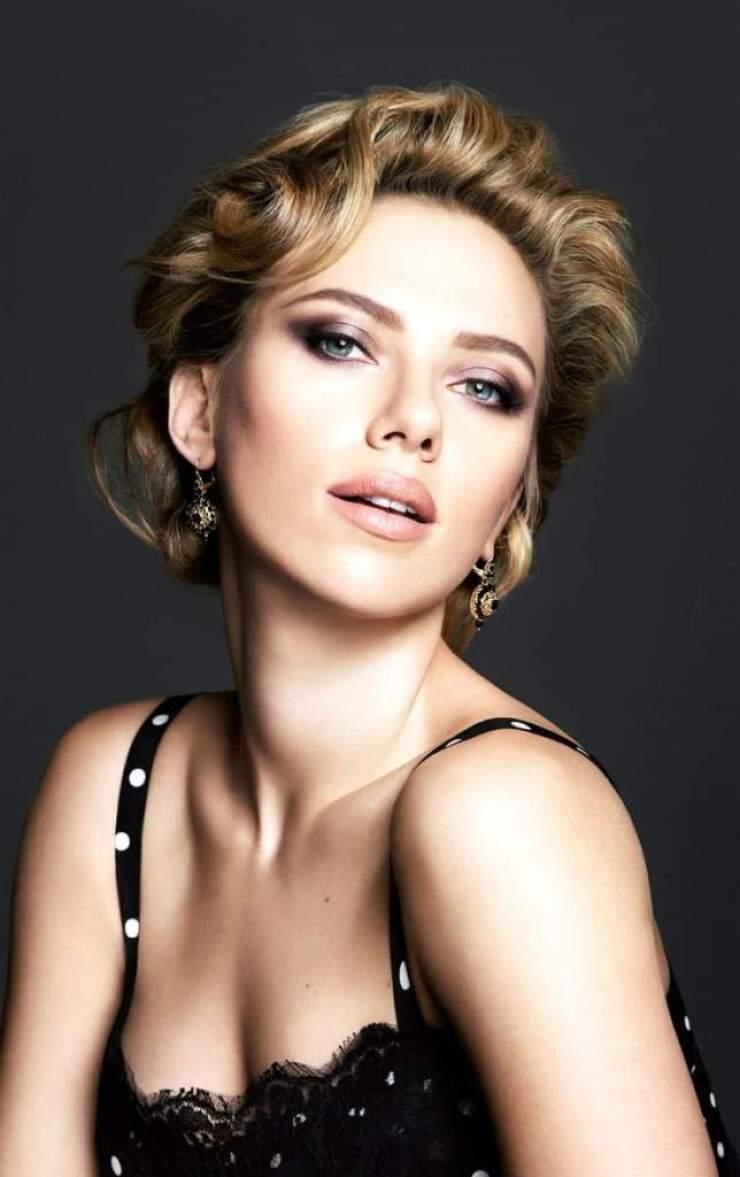 69+ Unseen Photos of Scarlett Johansson 46
