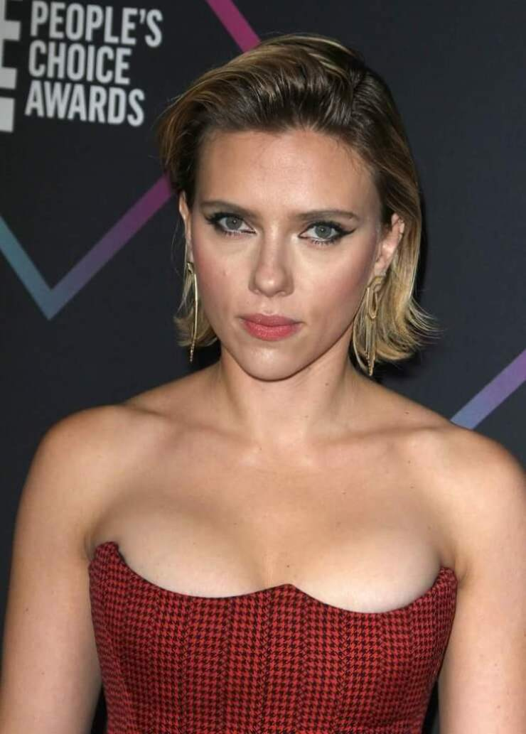 69+ Unseen Photos of Scarlett Johansson 53