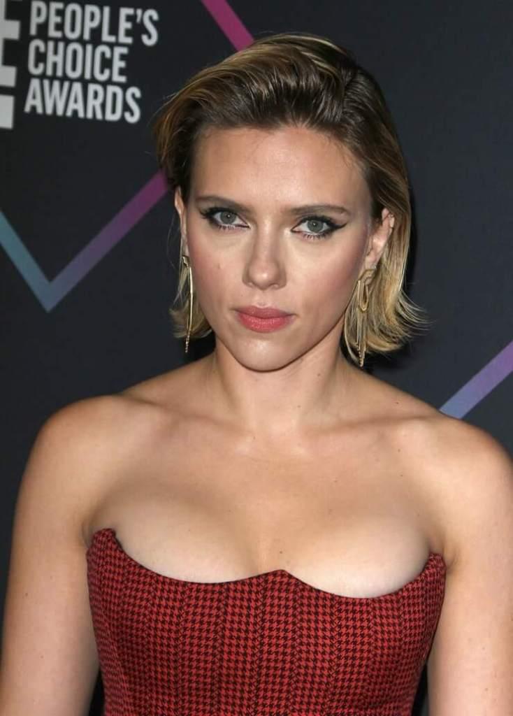 69+ Unseen Photos of Scarlett Johansson 137