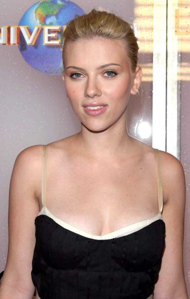 69+ Unseen Photos of Scarlett Johansson 141