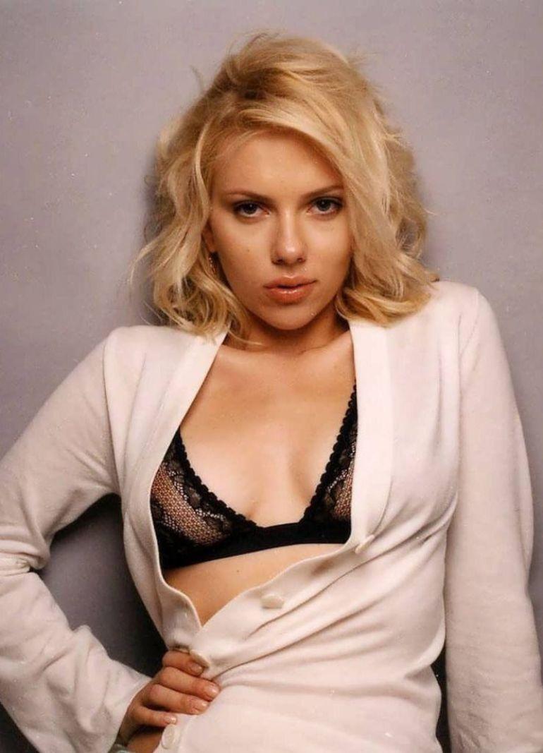 69+ Unseen Photos of Scarlett Johansson 148
