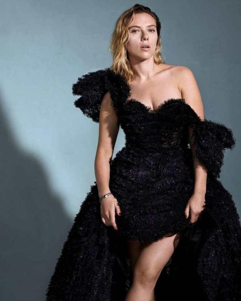 69+ Unseen Photos of Scarlett Johansson 9