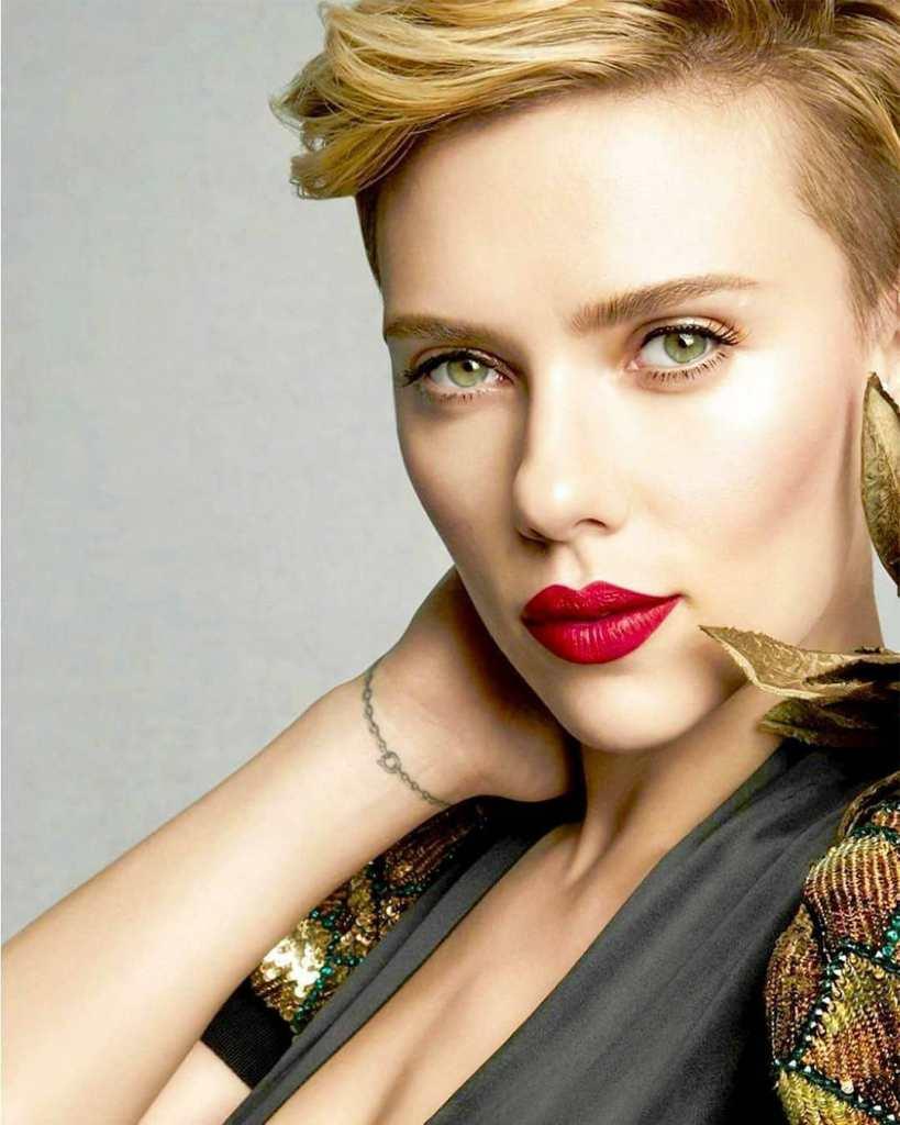 69+ Unseen Photos of Scarlett Johansson 12