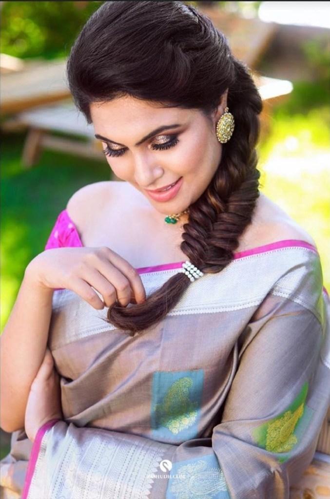 28+ Gorgeous Photos of Sruthi Ramakrishnan 12