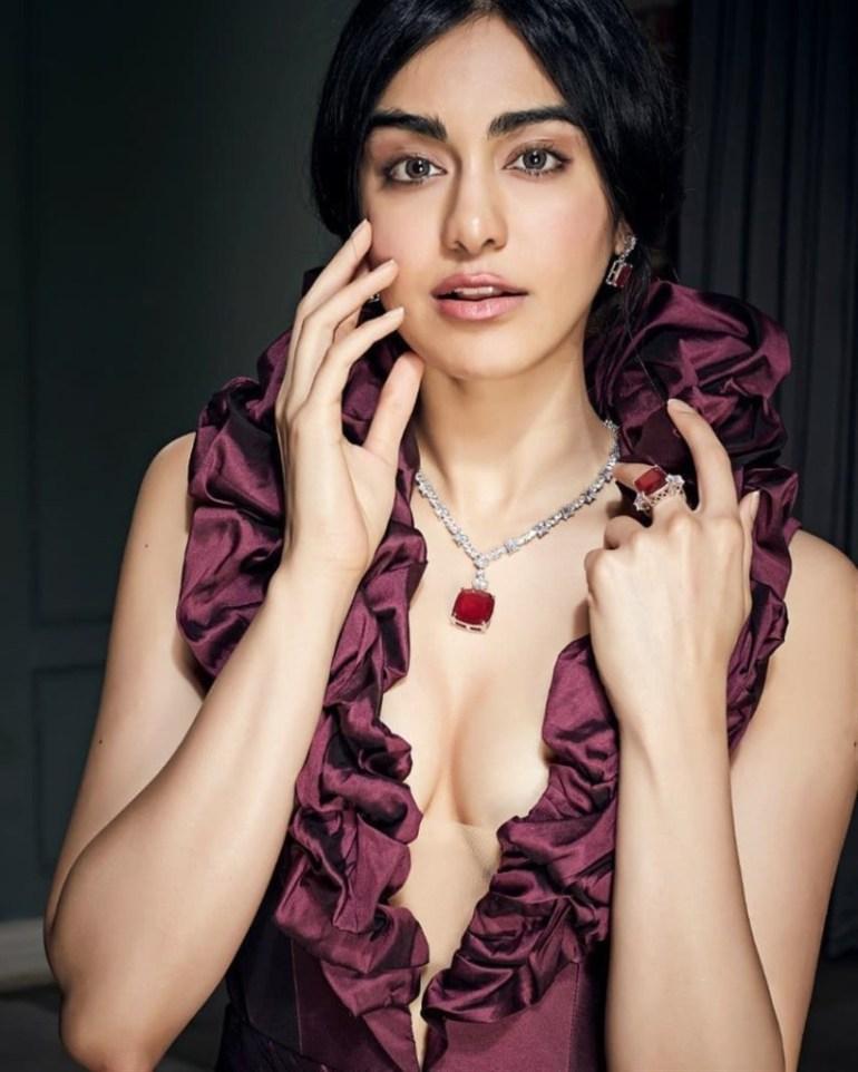 64+ beautiful HD Photos of Adah Sharma 102