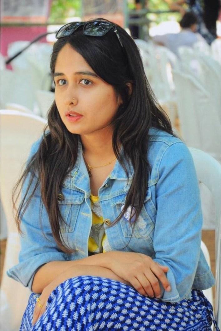 64+ Cute Photos of Haritha Parokod 11
