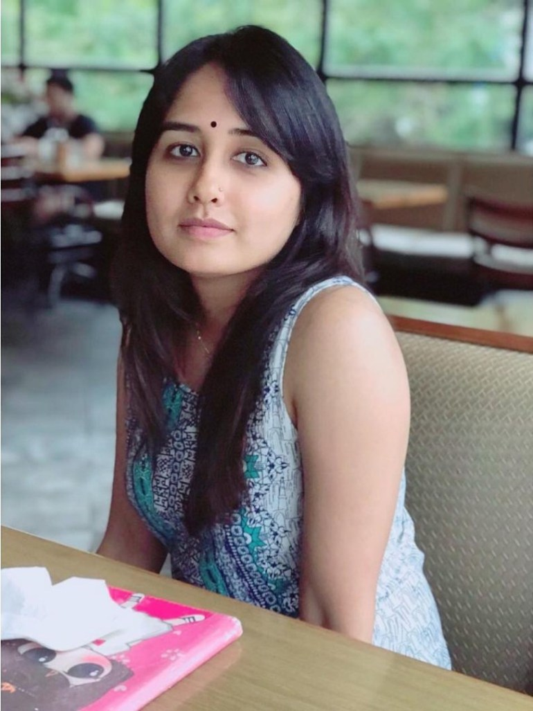 64+ Cute Photos of Haritha Parokod 8